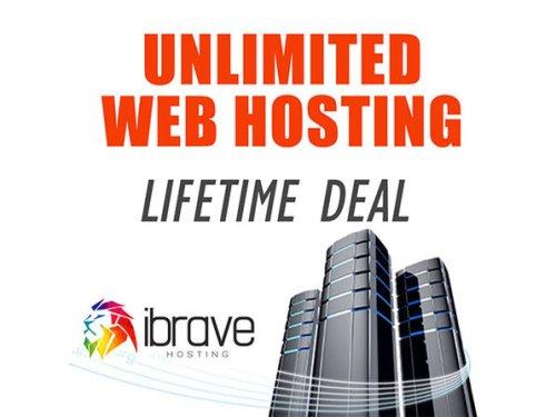 MacTrast Deals: iBrave Cloud Web Hosting: Lifetime Subscription