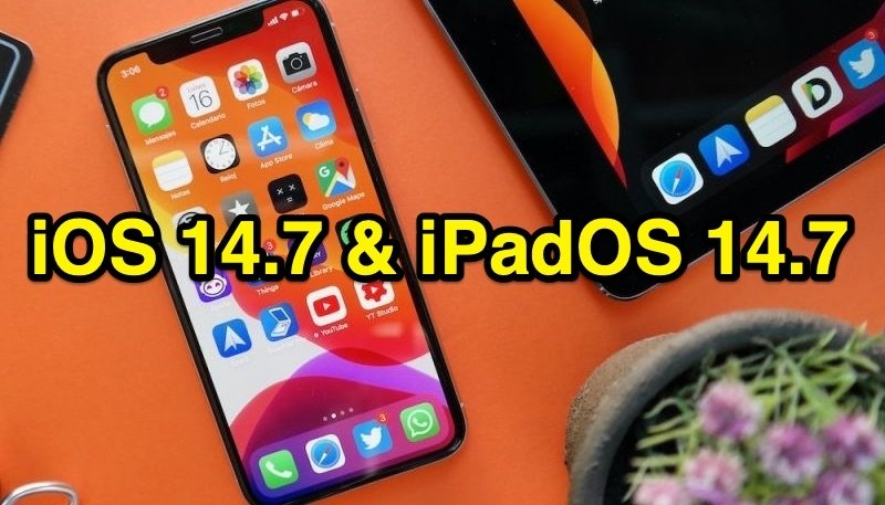 Third Betas of iOS 14.7 & iPadOS 14.7 Seeded to Developers