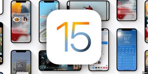 iOS 15 vs. iOS 14 - Was ist schneller?