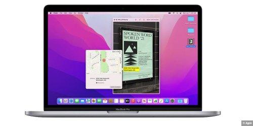 macOS 12 Monterey heute - alle Infos