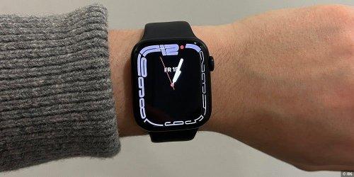 Apple Watch Series 7 im Test: Eine große Enttäuschung?