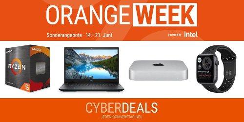 Orange-Week bei Cyberport mit Technik-Deals zu Hammer-Preisen