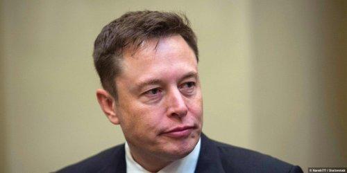 Elon Musk stichelt gegen Apple