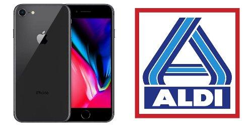 """iPhone 8 bei Aldi - Vorsicht vor diesem """"Schnäppchen"""""""