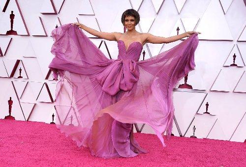 Oscar 2021: Das sind die schönsten Kleider vom roten Teppich!