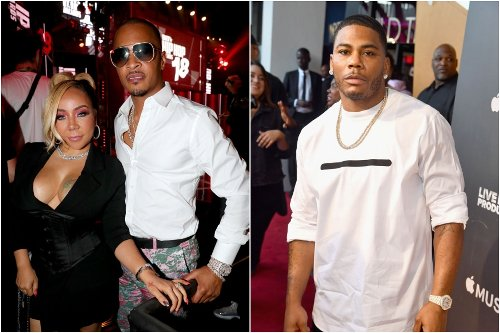 Accuser Claims T.I. And Tiny Forced Her To Have Sex With Nelly | MadameNoire