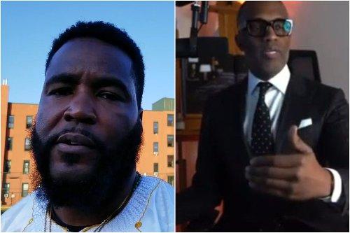 Dr. Umar Johnson Says Kevin Samuels Makes Money Making Black Women Feel Bad