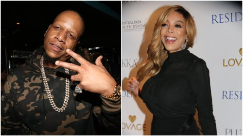 'Health Is Wealth': Kevin Hunter Accused Of Taking Shots At Wendy Williams | MadameNoire