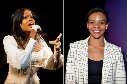 Candace Owens Called Juneteenth 'Lame' And Azelalia Banks Set Her Straight