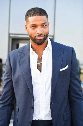Rumor: Tristan Thompson 'Disheveled' After Going Into Bedroom With 3 Women | MadameNoire