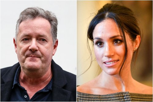 Twitter Drags Piers Morgan After His Most Recent Attack On Meghan Markle