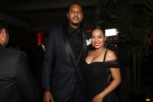 LaLa Anthony Files For Divorce From Carmelo Anthony   MadameNoire