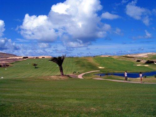 Madeira: Golf