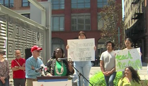 Milwaukee area teachers oppose GOP bills to restrict racial, sexual discussions in class