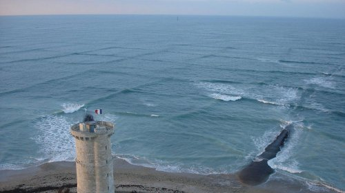 Quadratische Wellen: Wenn das Meer so aussieht, droht höchste Gefahr