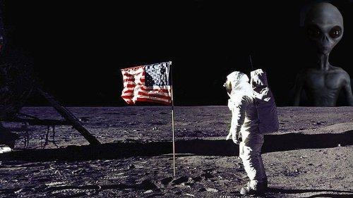 Astronaut Buzz Aldrin besteht Lügendetektor-Test über Aliens