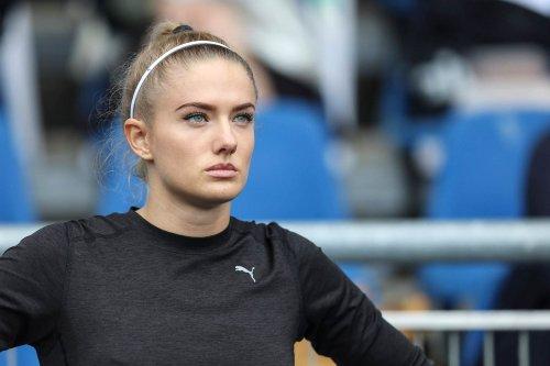 """Olympia in Tokio: Weltpresse feiert Deutsche als """"heißeste Athletin der Welt"""""""
