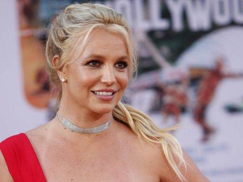 Britney Spears: Nackt-Hammer auf Instagram!
