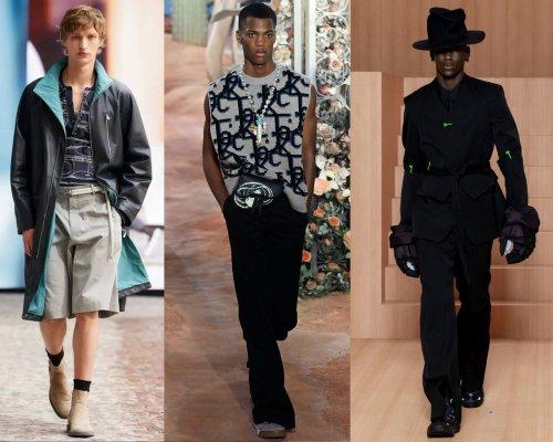 Männer-Modetrends 2022 : An diesen 10 Styles kommt niemand vorbei