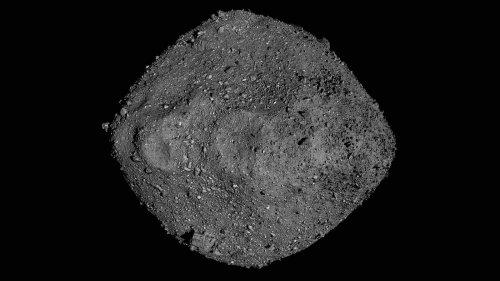 60 Millionen Tonnen schwer: Asteroid Bennu nimmt Kurs auf Erde