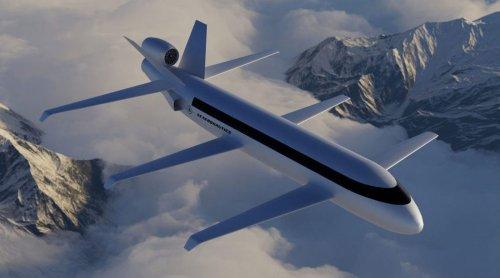 Mit 3 Flügeln: Superflugzeug revolutioniert die Luftfahrt