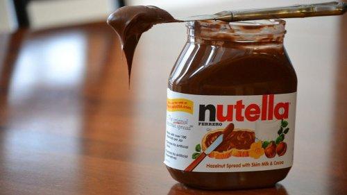 Deshalb solltest du sofort aufhören, Nutella zu essen