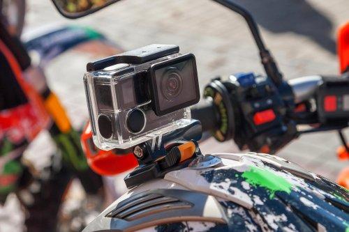 Die besten Helmkameras für Motorradfahrer
