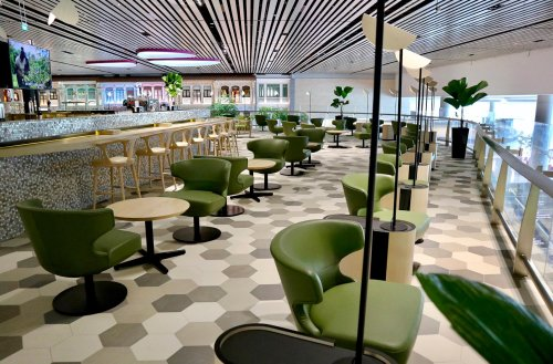 Confirmed: Plaza Premium Changi T1 leaving Priority Pass; Blossom Lounge will remain