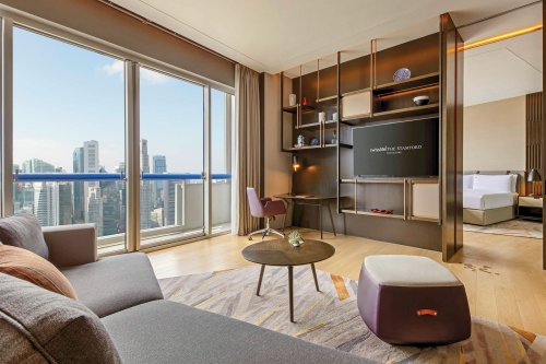You can now choose your Singapore SHN quarantine hotel… if you book a suite!