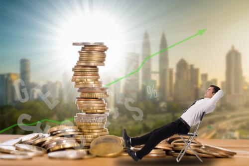 Revenus passifs grâce aux cryptomonnaies: jusqu'à 12% d'intérêts ? Oubliez votre livret A !