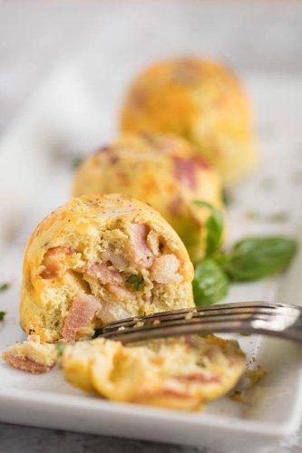 Instant Pot Bacon Cheddar Egg Bites (Keto) | Make-Ahead Meal Mom