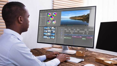 How to become a video editor & make money