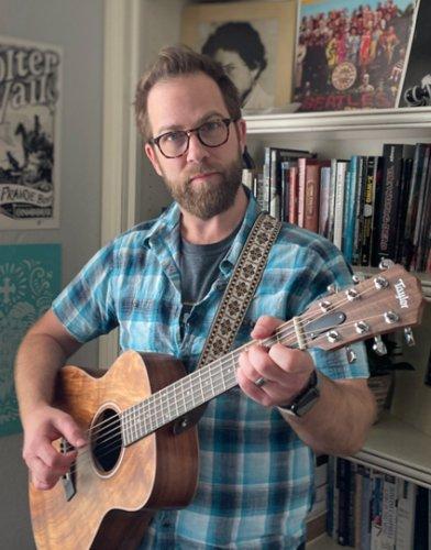 Interview with David Potsiadlo, Guitarist & Video Creator