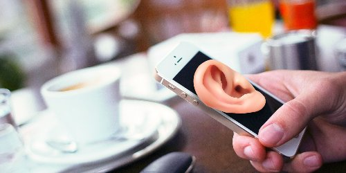 Is Your Smartphone Listening to You? (Or Is It Just Coincidence?)