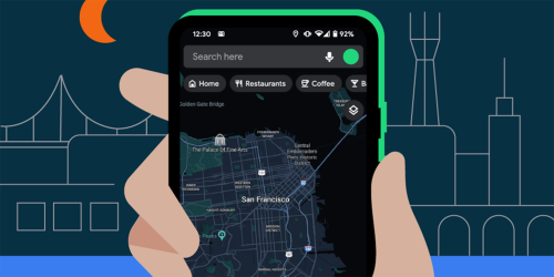 You Can Now Enable Dark Mode in Google Maps