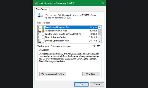 Delete These Windows Files and Folders to Free Up Disk Space