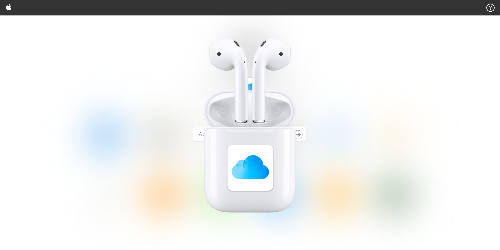 How to Add Your AirPods to iCloud