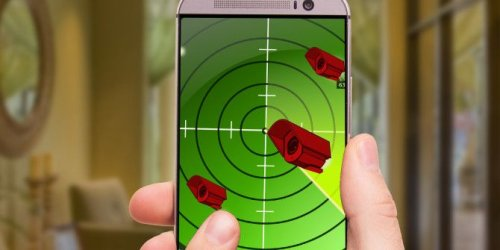 How to Find Hidden Cameras Using Your Mobile Phone