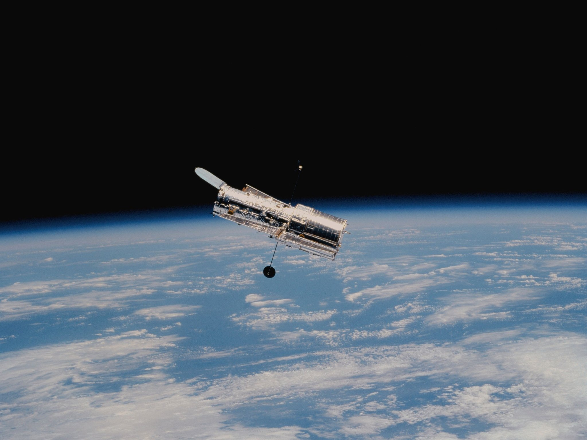 Meet The Tech Behind NASA's Insane Space Photography