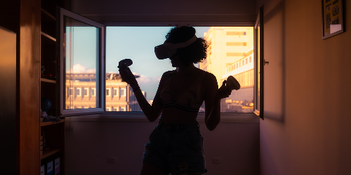 The Oculus Quest 2 Goes Wire-Free With Air Link