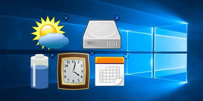 How to Get Windows 10 Widgets on Your Desktop