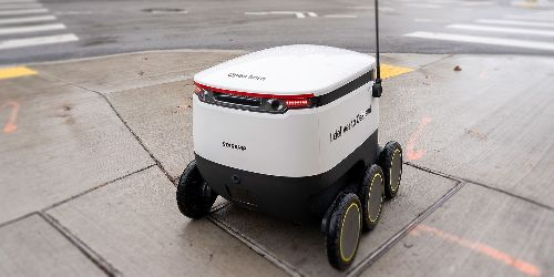 How Do Delivery Robots Work? How They Safely Deliver Your Packages