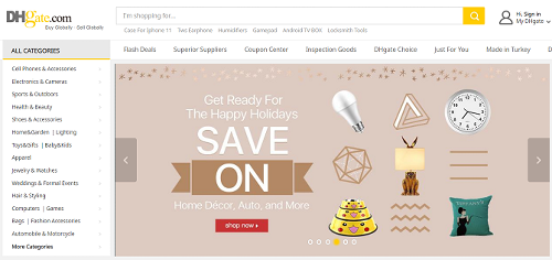 20 Online Shopping Sites With Free International Shipping