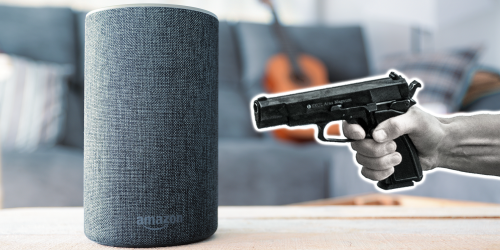 """Jeff Bezos Once Told Alexa to """"Shoot Yourself"""" Out of Frustration"""