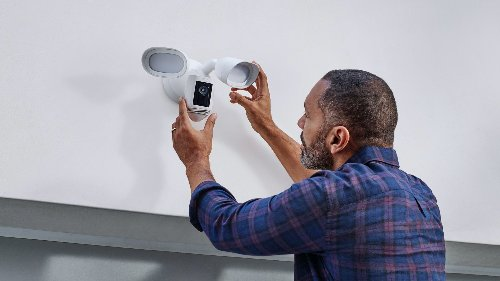 The Ring Floodlight Cam Wired Pro and Video Doorbell 4 Are Now Available for Pre-Order