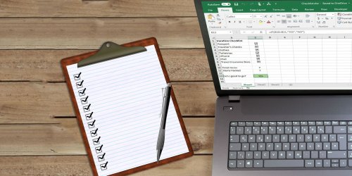 How to Create a Checklist in Microsoft Excel