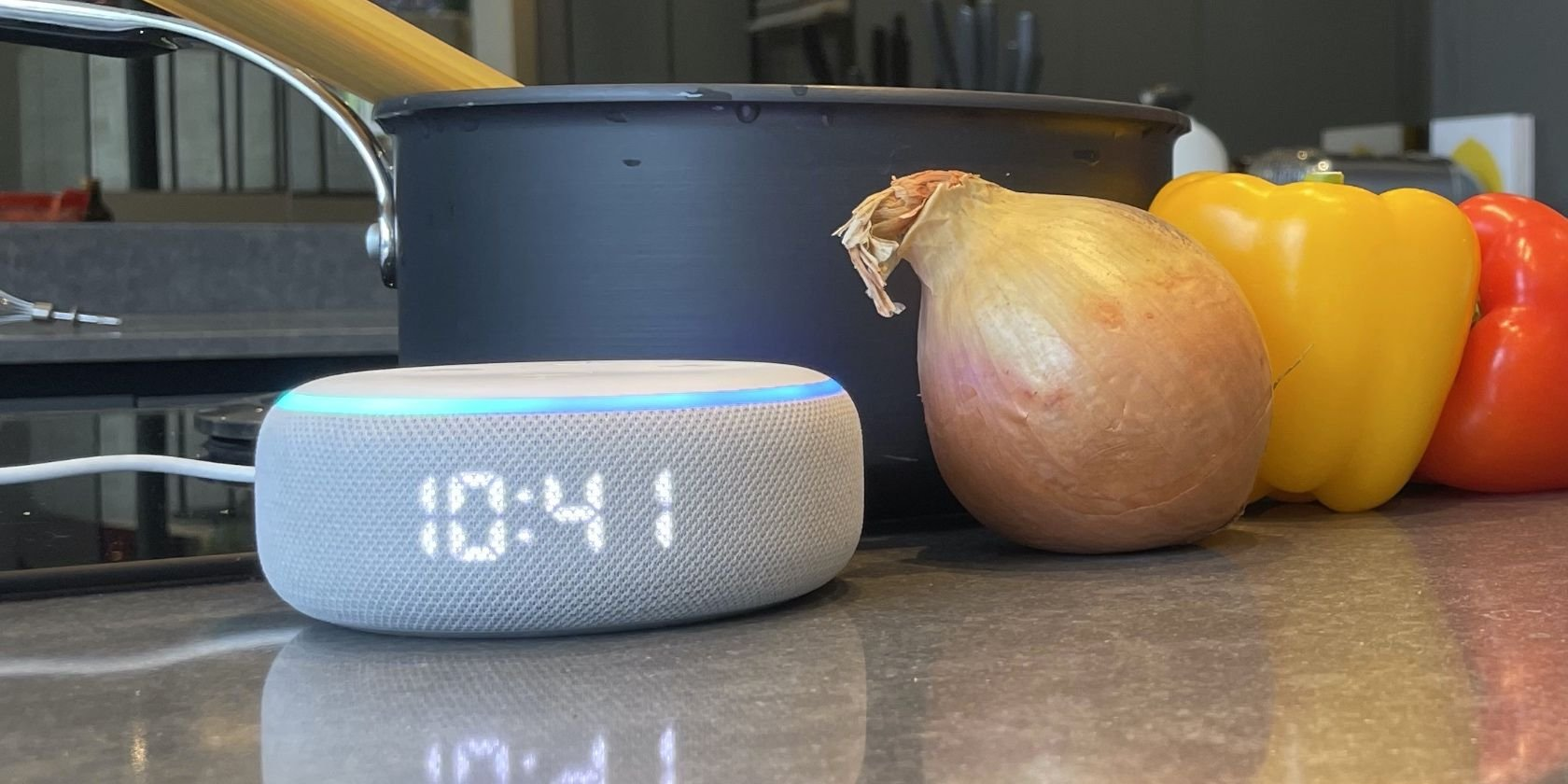 How Alexa Can Help You Prepare a Perfect Meal