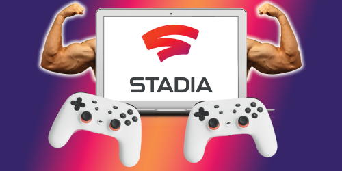 """Google: Stadia """"Alive and Well"""", Launching 100 New Games in 2021"""