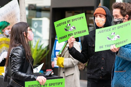 Do Music Streaming Services Pay Artists Enough?