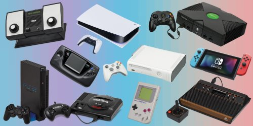The 10 Best Games Consoles of All Time